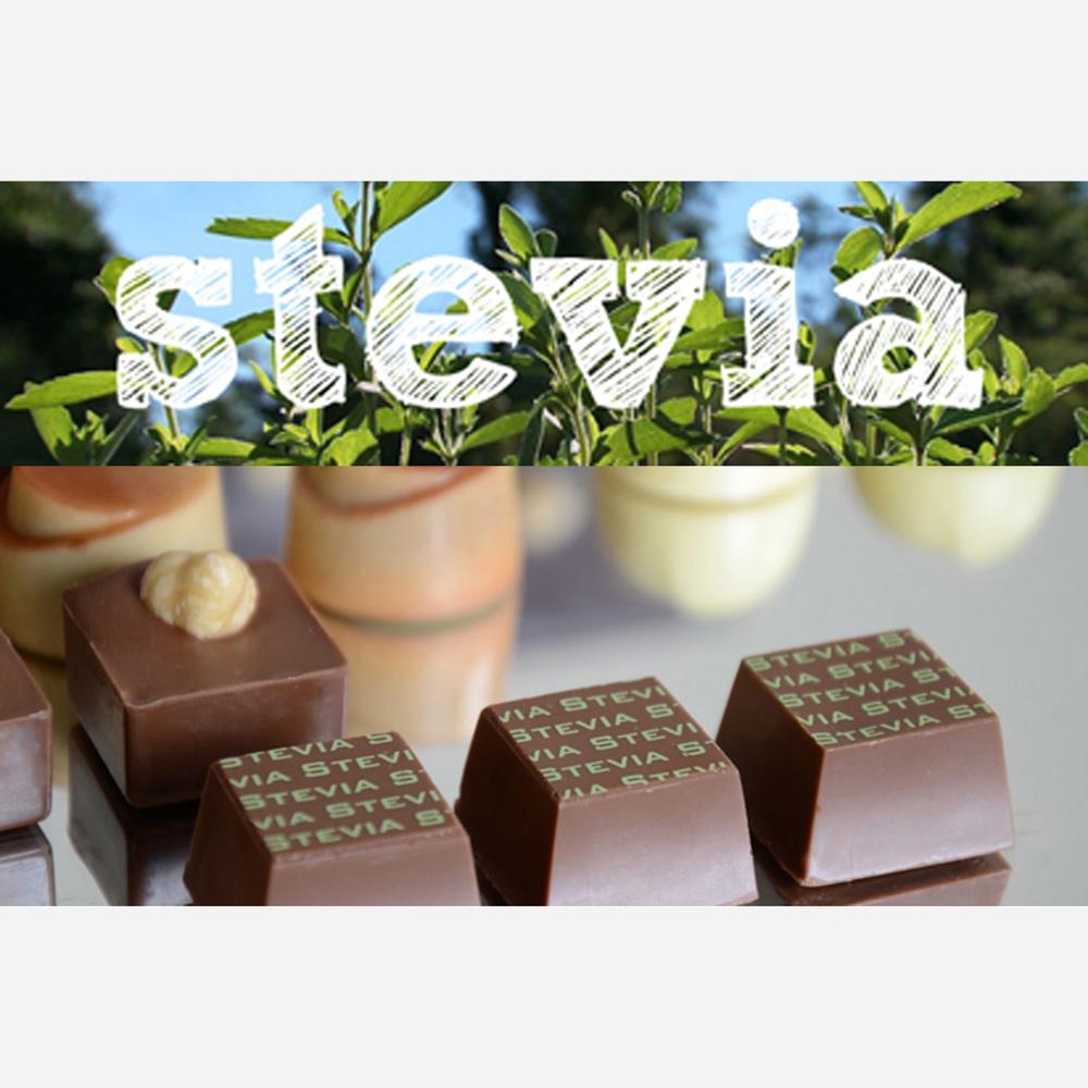 Stevia pralines